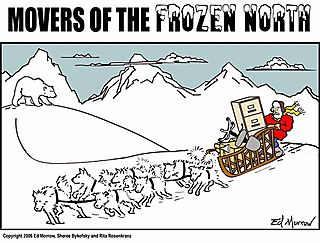 Clutter-dogsled-movers
