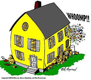 Clutter-fat-house