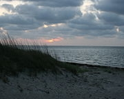 Ocracoke Island beaches180px-NorthernOcracokeBeachSunset