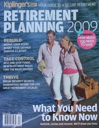 Kiplinger Retirement Magazine 2009IMG_9168_2