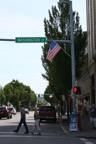 Flag Pedestrians IMG_8872