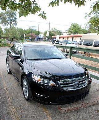 Ford Taurus 3785257705_323a43e0b9