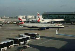British Airways and Buses