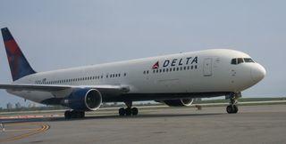 Delta Airlines Big