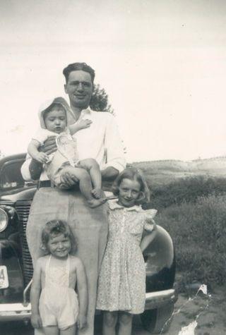 Minor Rita Myrna and Marlene Slingsby 1941