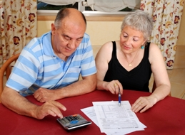 Retirement Couple Papers Calculator