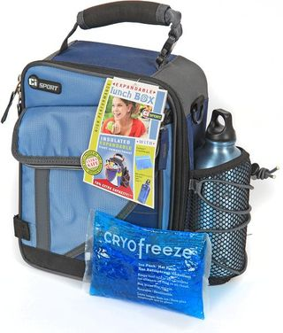 Lunch Box With Freezer Gel Pack