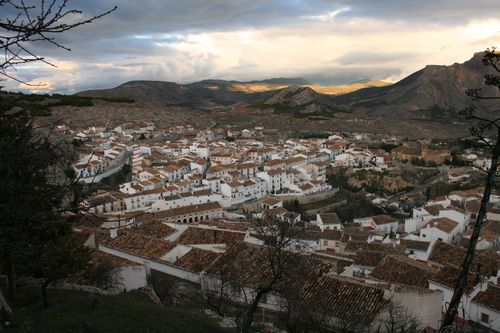 Andalusia Village White
