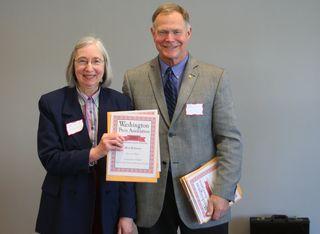 Rita WPA Award 2012