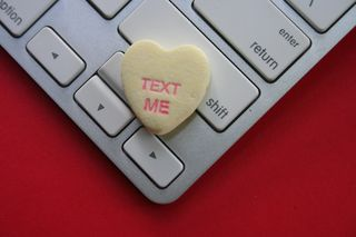 Valentine's CDandy on Keyboard