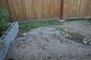 Rock Pile Left to Do