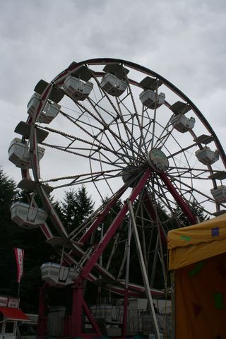 Farris Wheel Thurston Co Fair