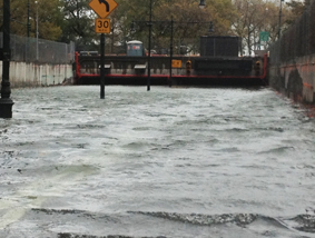 Battery-park-flooding