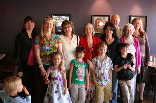 Family Rita's 70th Birthday With Jackson