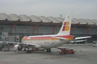Iberia Back