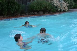 Swimming Twins Rachel 268