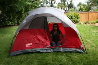 Tent Lisa