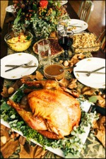 Holiday Turkey and Dinner RZ