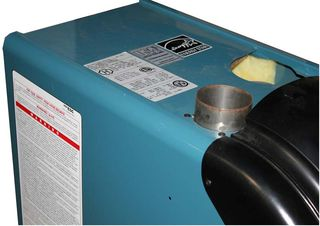 Boiler 1-14076 ESC Rating Label LARGE