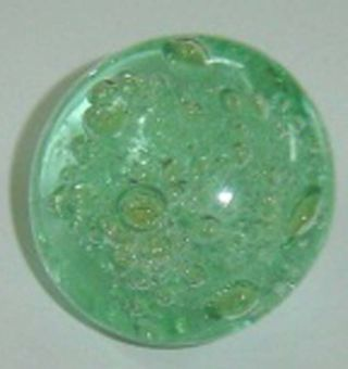 Buble Knobs green 800
