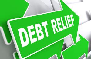 Debt relief1