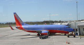 Airplane Southwest