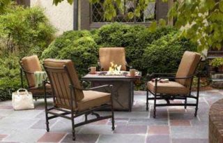 Patio-Set