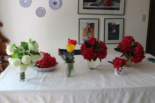 Flowers Mine Table IMG_8862