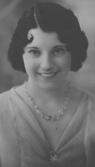 Ruth at 18
