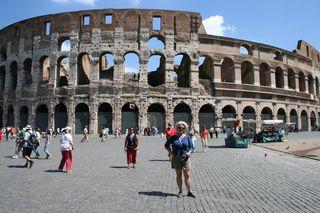 Roman Colosseum IMG_1452