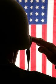 Veteran Salute Helmet