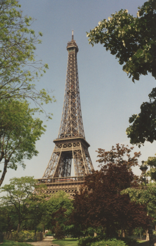 Eiffel Tower 5-1993 copy