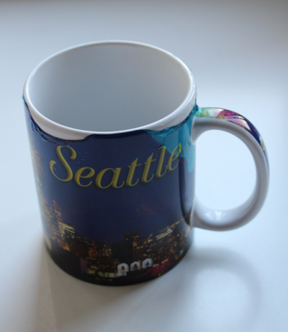 Seattle Coffee Cup 1