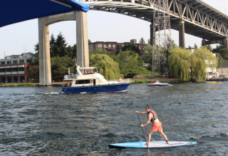 Paddle Board Seattle