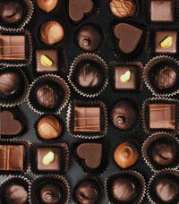 Chocolates box-lid