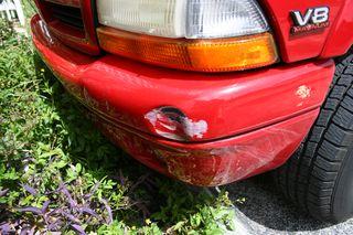 Dodge Darango Dent IMG_2221