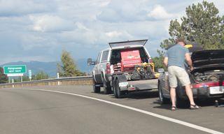 Car Breakdown IMG_5117