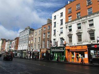 Dublin Street Scene 2015