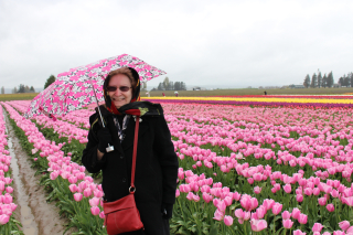 Myrna Tulip Fields Umbrella IMG_3344