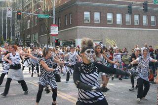 Zebra Dancers 2009 IMG_6560