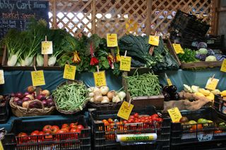 Farmers Market Vegetables IMG_2631