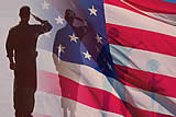 Widescreen_Wallpaper_Memorial_Day_Soldiers_Saluting_Fallen_Comrades_Helmet_Rifle_Boots-1-160tmb