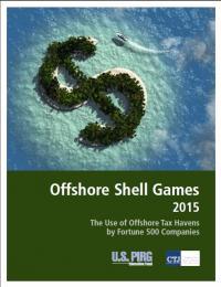 Offshore Shell Games 2015 cover image USPIRG_1