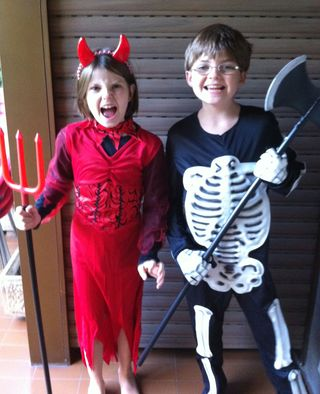 Halloween Costumes 2012