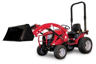 Tractor mahindra 1