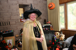 Halloween Party Sue Lean