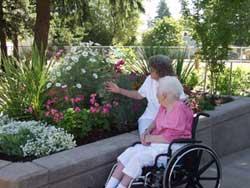 Portland Memorial Gardenindex