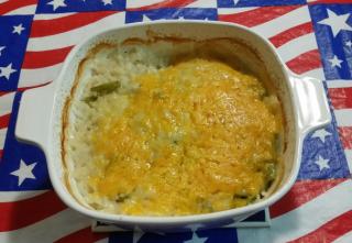 Casserole Green Pepper