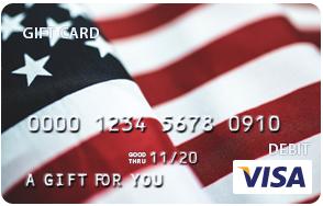 Gift Card Flag