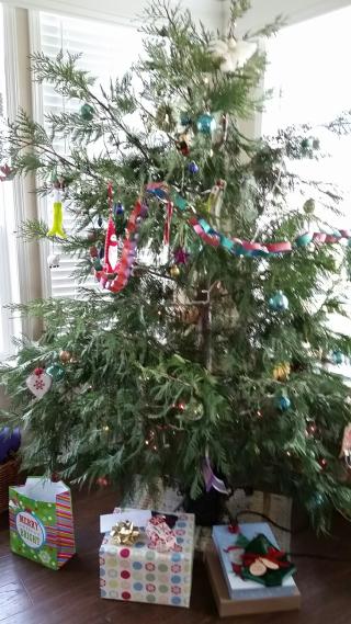 Christmas Tree Mona's 2017